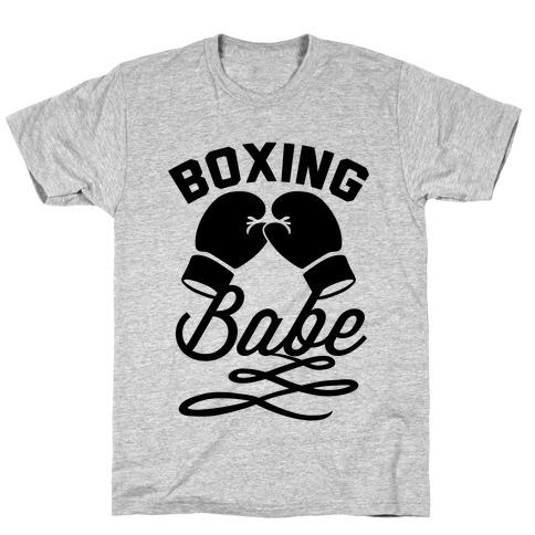 Boxing Babe T-Shirt