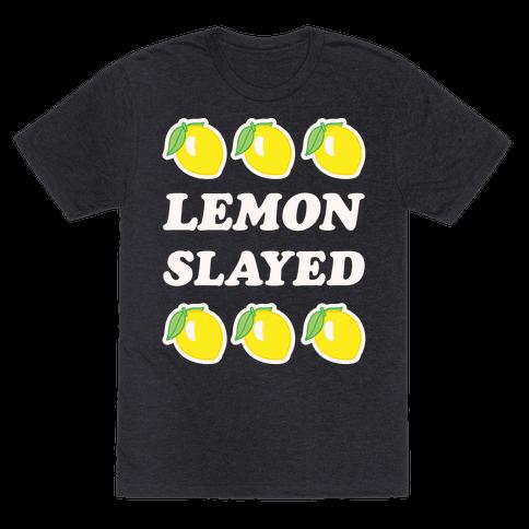 Lemon Slayed Parody