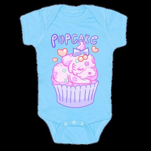 Pupcake Baby Onesy