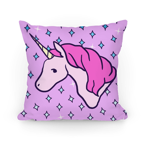Magical Unicorn Pillow