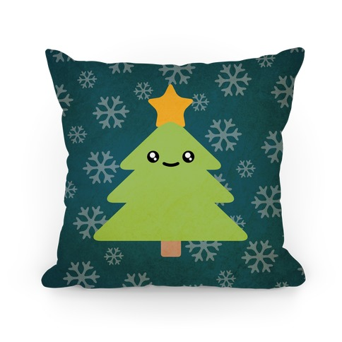 Kawaii Christmas Pillow Pillow