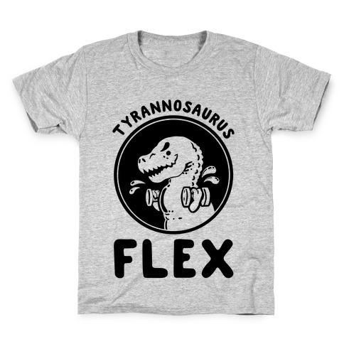 Tyrannosaurus Flex Kids T-Shirt