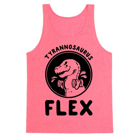 Tyrannosaurus Flex Tank Top