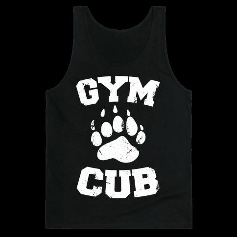 Gym Cub Tank Top