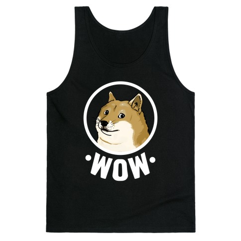 Doge Tank Top