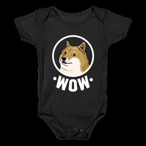 Doge Baby Onesy