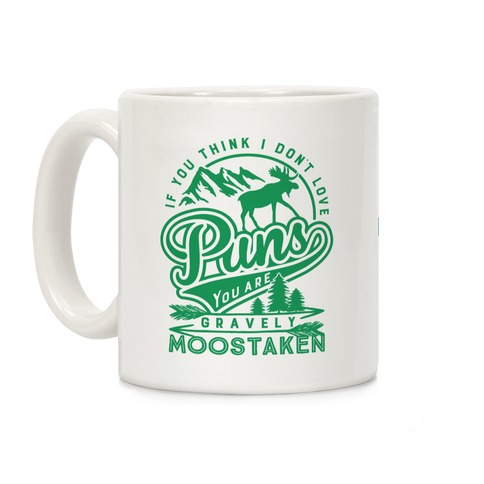Gravely Moostaken Coffee Mug