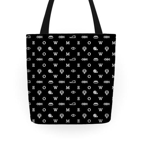 Meow Iconography Tote