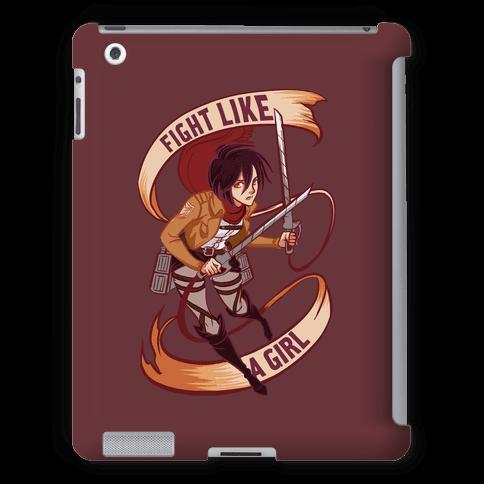 Mikasa: Fight Like a Girl