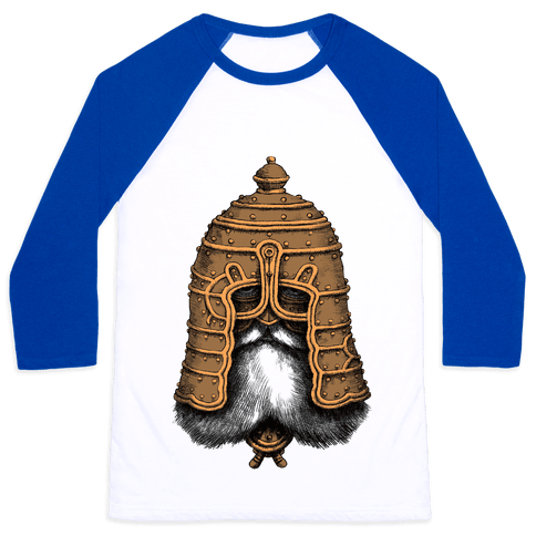 Old Warrior Baseball Tee