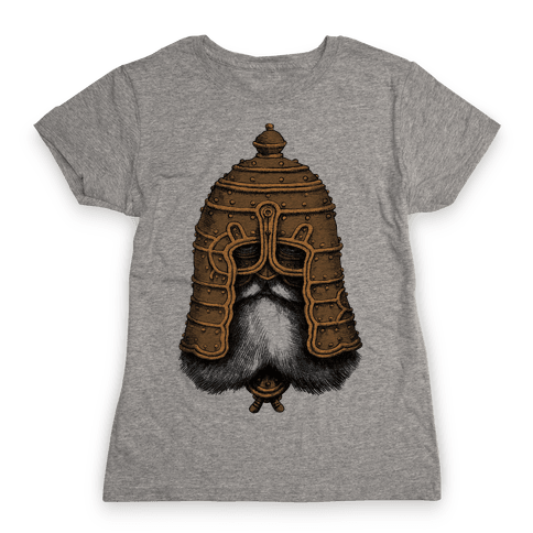 Old Warrior Womens T-Shirt