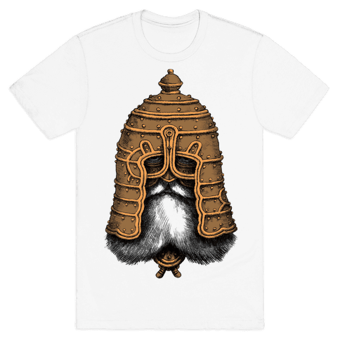 Old Warrior Mens T-Shirt