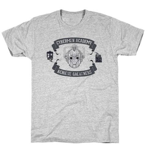 Cybermen Academy T-Shirt