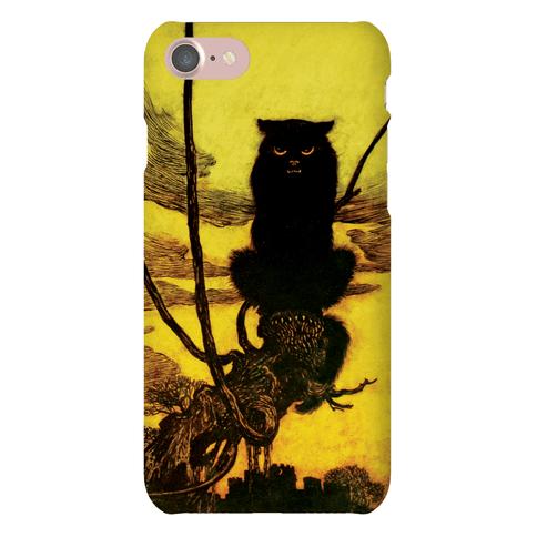 Black Cat Case Phone Case