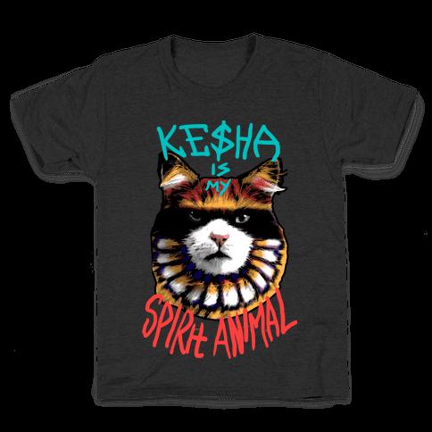 Spirit Animal Kids T-Shirt