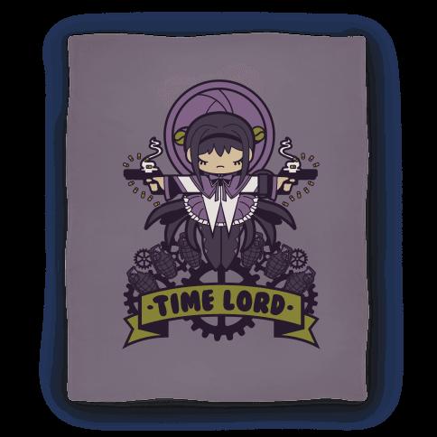 Time Lord Homura Akemi Blanket Blanket