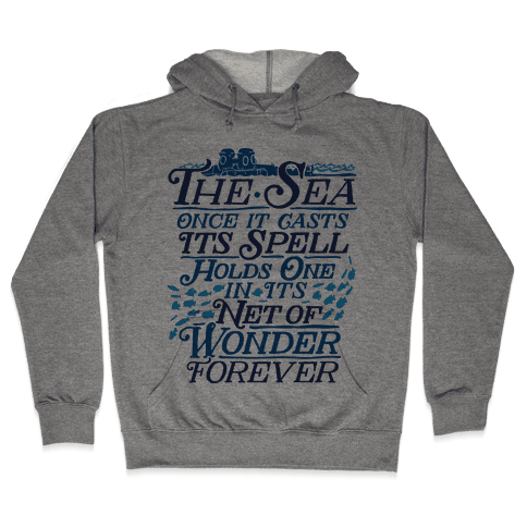 The Sea Hooded Sweatshirt
