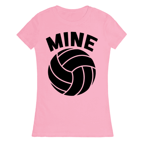 Mine Womens T-Shirt