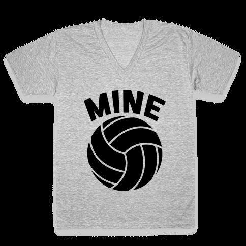 Mine V-Neck Tee Shirt