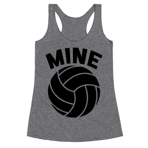 Mine Racerback Tank Top