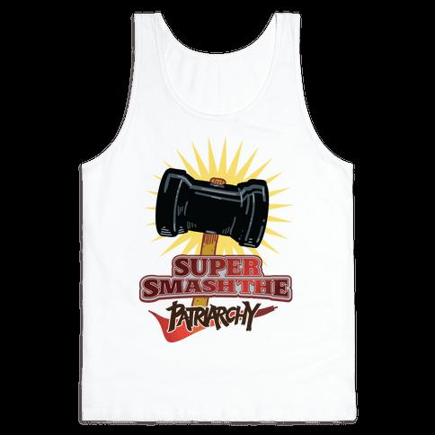 Super Smash The Patriarchy Tank Top
