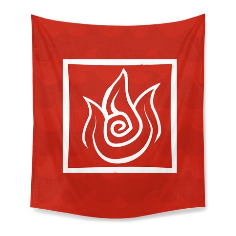Fire Bender Tapestry