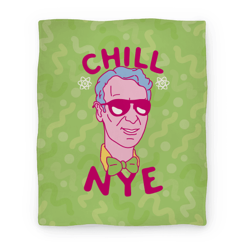 Chill Nye Blanket