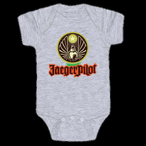 Jaeger Pilot Baby Onesy