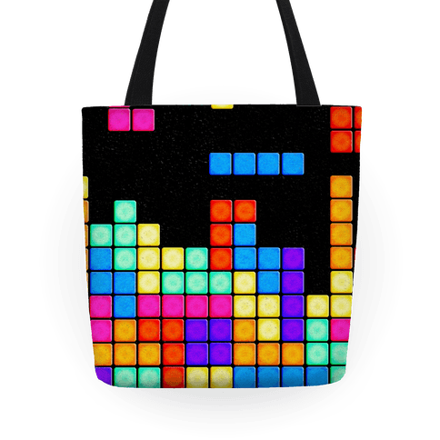 Tetris Tote