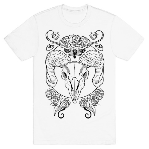 Skull of Ram T-Shirt