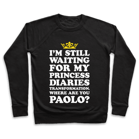 Where Are You Paolo? Pullover