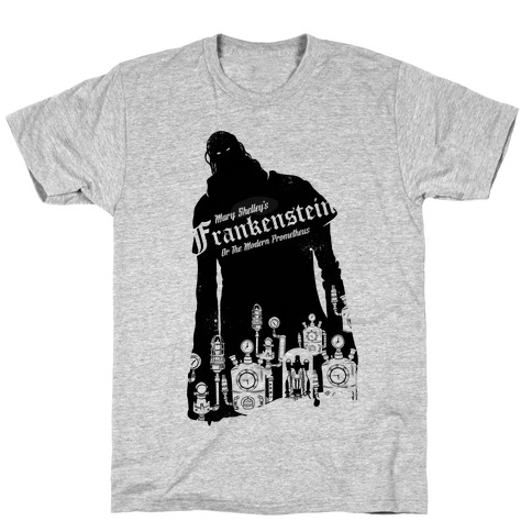 Mary Shelley's Frankenstein T-Shirt