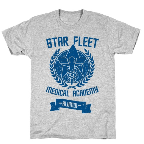 Star Fleet Medical Academy Alumni T-Shirt