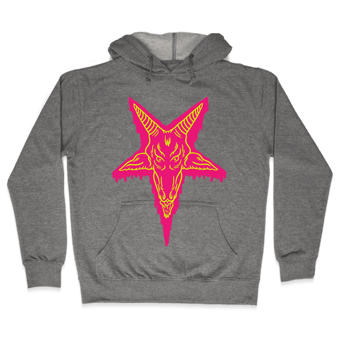 GOATHEAD Hooded Sweatshirt