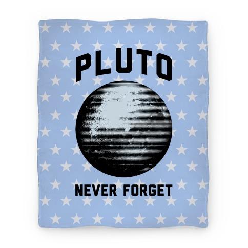 Pluto Blanket Blanket