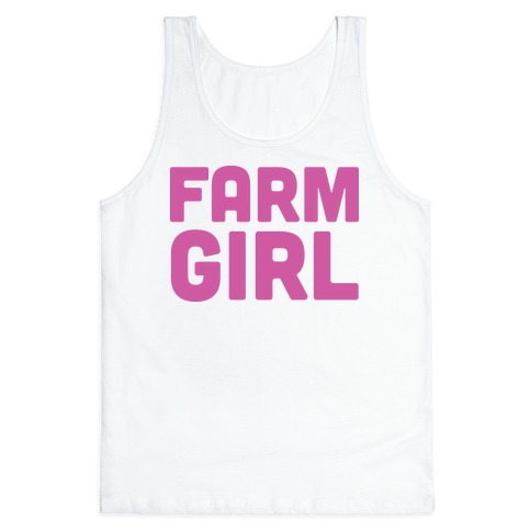 Farm Girl (Tank) Tank Top