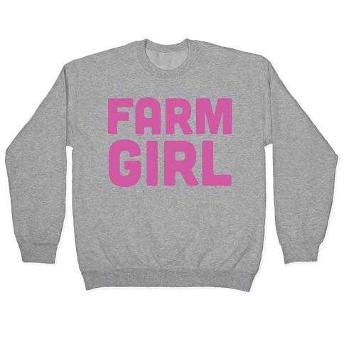 Farm Girl (Tank) Pullover