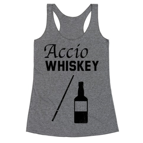 Accio WHISKEY Racerback Tank Top