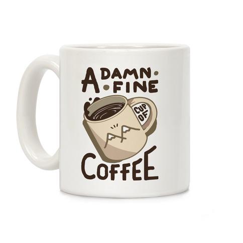 Twin Peaks Coffee Coffee Mug