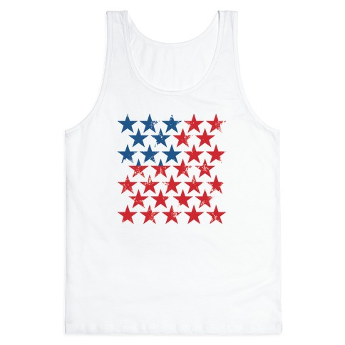 Field Of Stars Tank Top