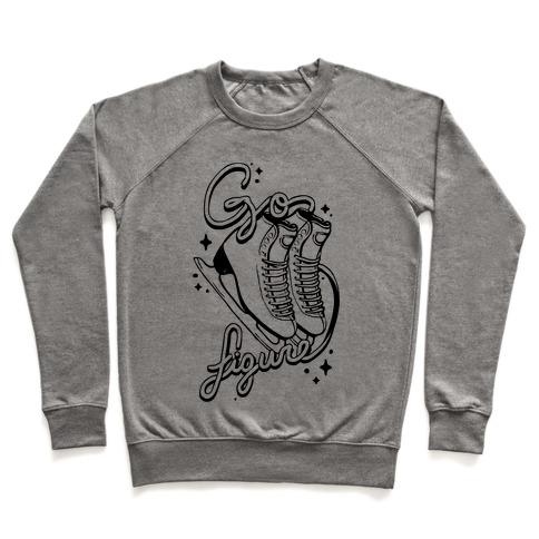 Go Figure (skate) Pullover
