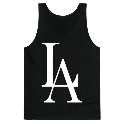 LA (Dark Tank) Tank Top