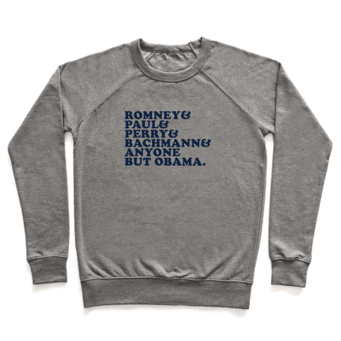 Someone Anyone But Obama Pullover