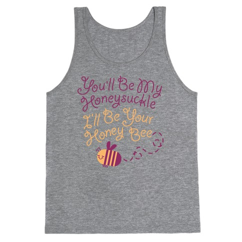 I'll Be Your Honey Bee Tank Top
