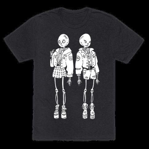 Skeleton Girls