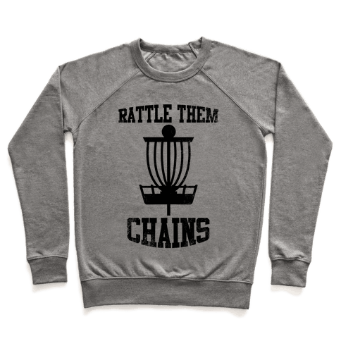 Rattle Them Chains Pullover
