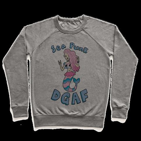 Sea Punk Dgaf Pullover