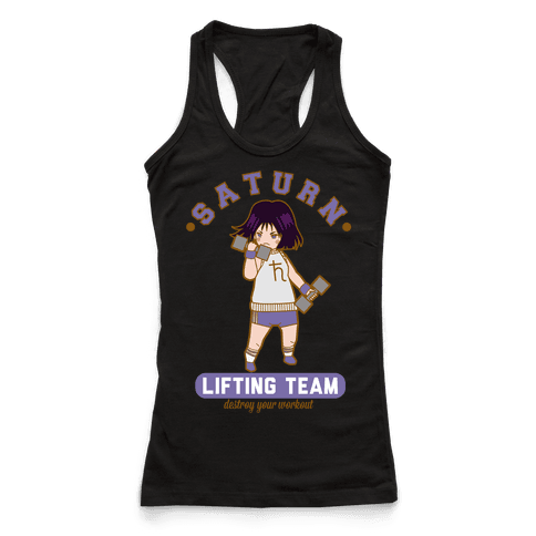 Saturn Lifting Team Parody