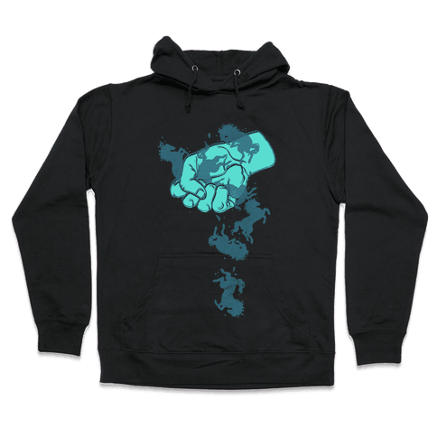 Hold Your Horses Hooded Sweatshirt
