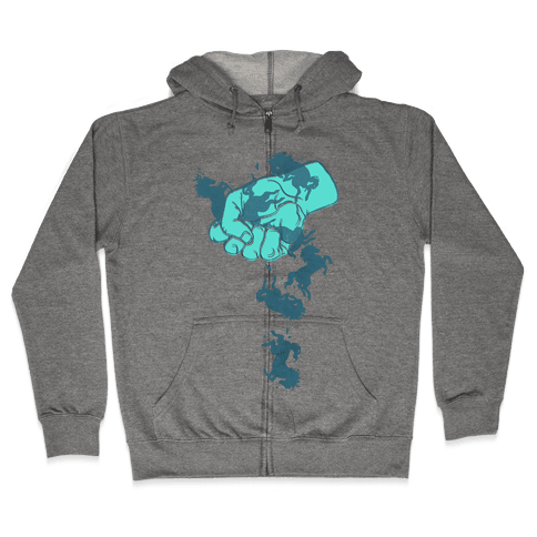 Hold Your Horses Zip Hoodie